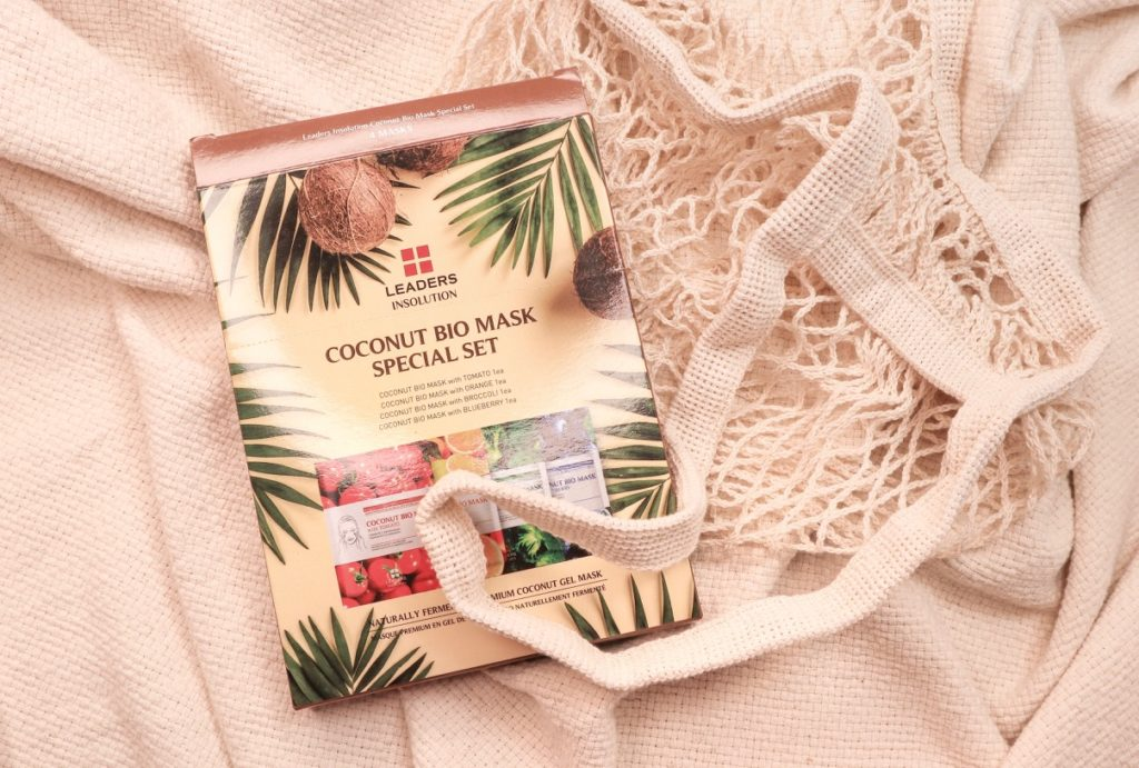 Leaders Coconut Bio Mask Set Review