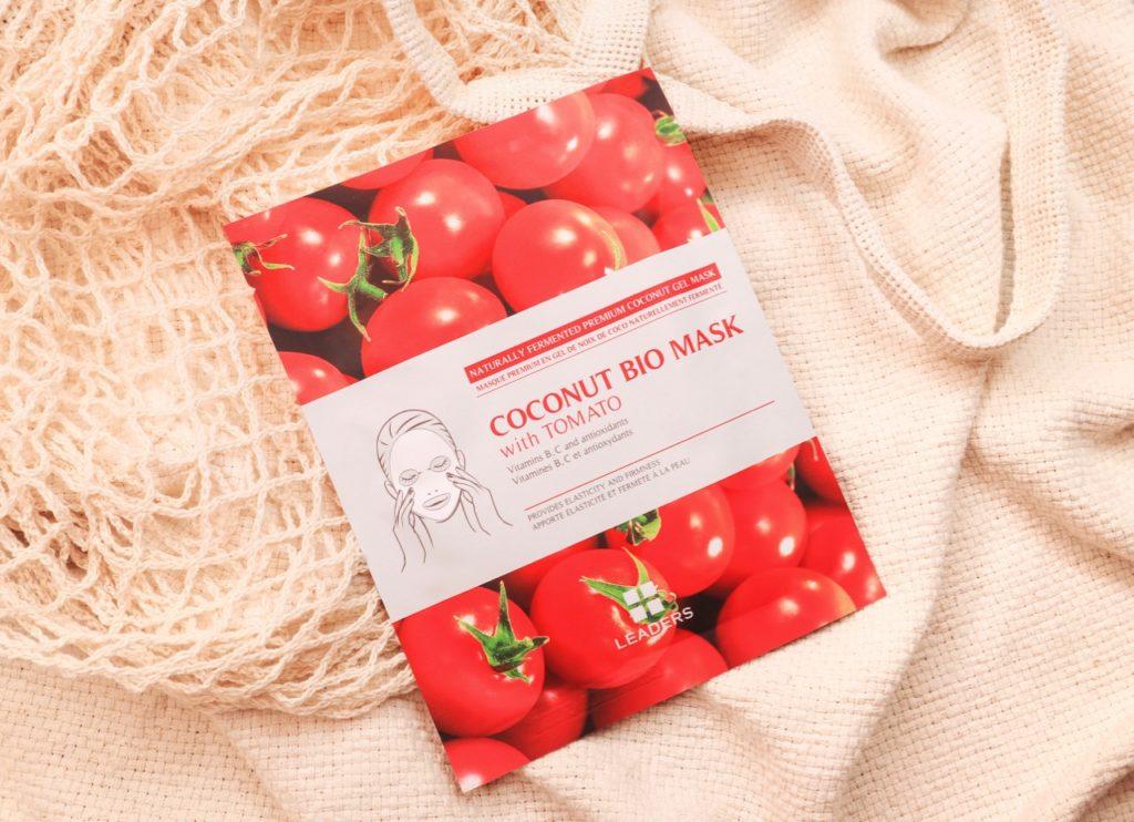 Leaders Coconut Bio Mask Tomato