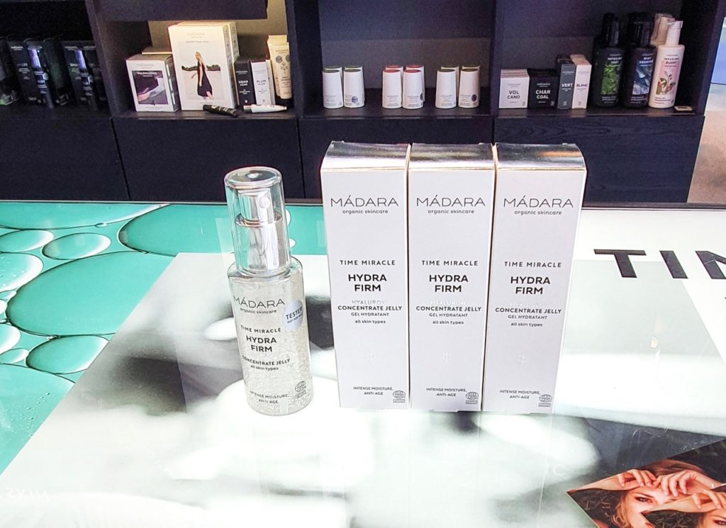 Vivaness 2020: Madara Hydra Firm Jelly Serum
