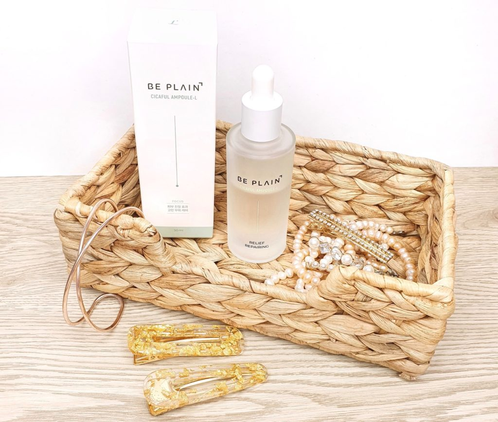 Be Plain Cicaful Ampoule Yesstyle