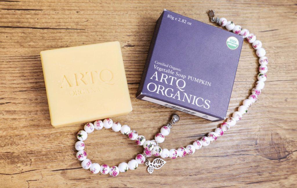 5 Naturkosmetik Favoriten der Vivaness 2020: ARTQ Organics Seifen