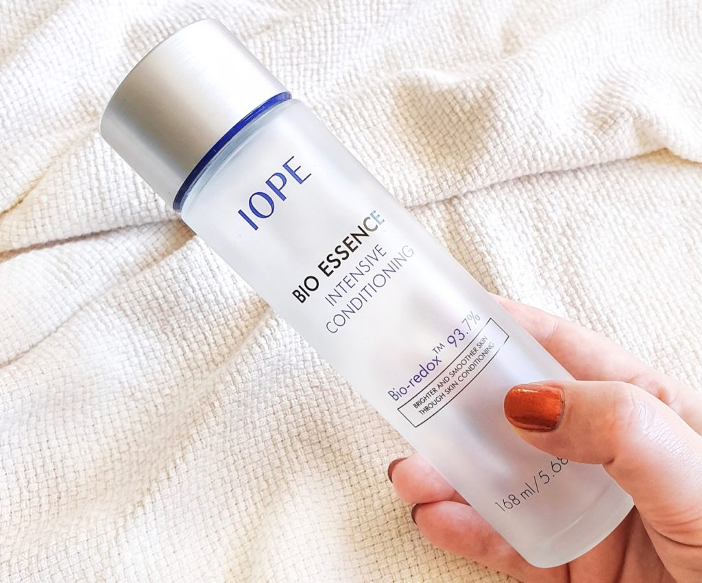 Beauty Empties Juni 2020: IOPE Bio Essence Intensive Conditioning