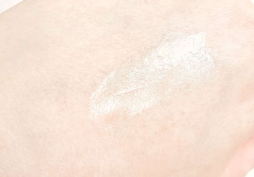 the lab by Blanc Doux Oligo Hyaluronic Acid Calming+ Cream texture shot