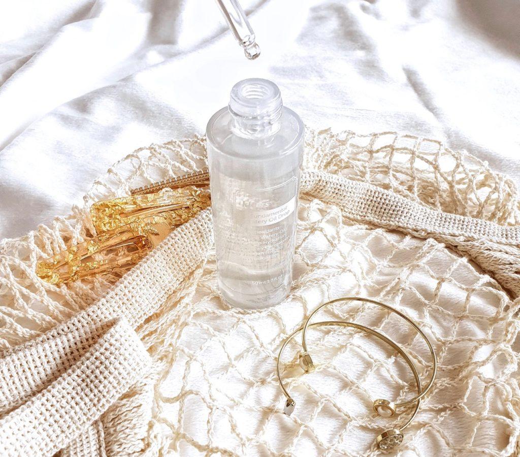 K-beauty summer routine: Klairs Fundamental Watery Oil Drop