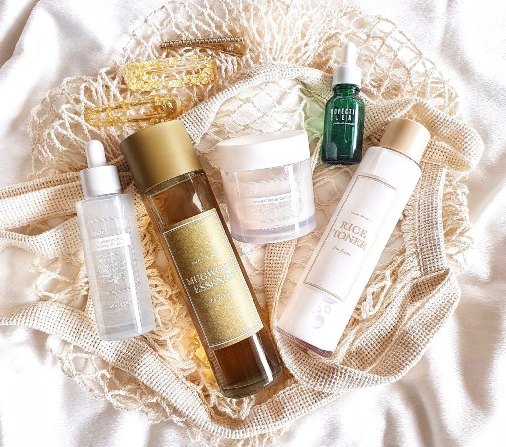 K-beauty summer skincare routine