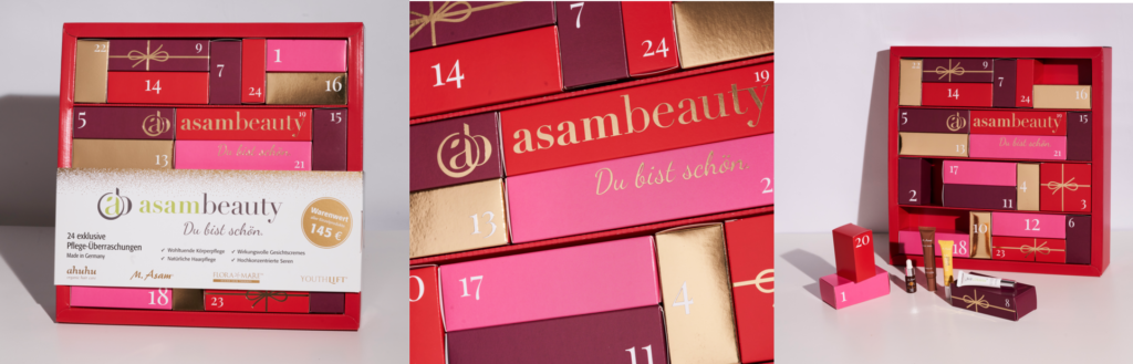 Asam Beauty Adventskalender 2020