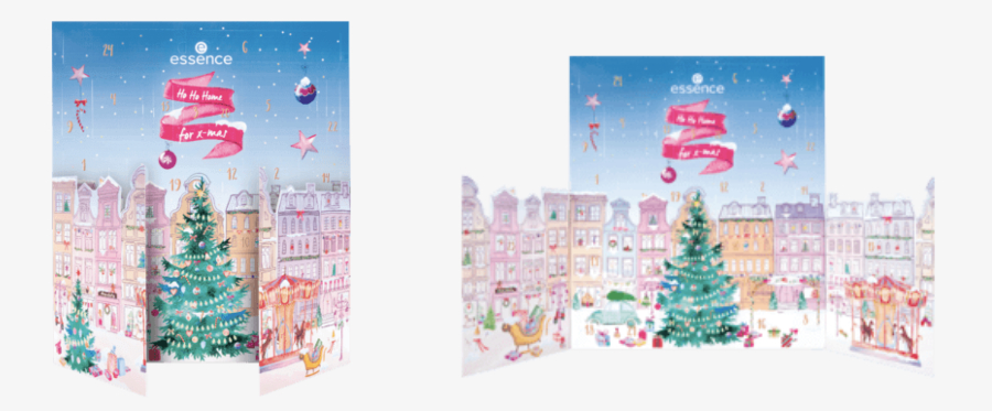 Essence adventskalender 2020