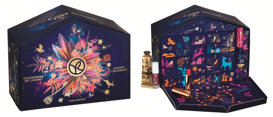 Yves Rocher Adventskalender 2020