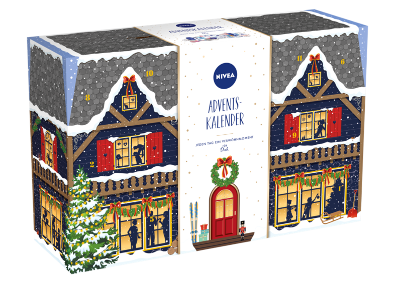 Nivea Adventskalender 2020 Inhalt