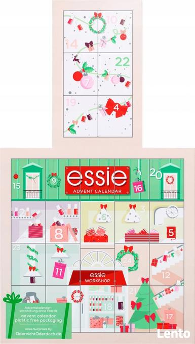 Essie Adventskalender 2020 Inhalt