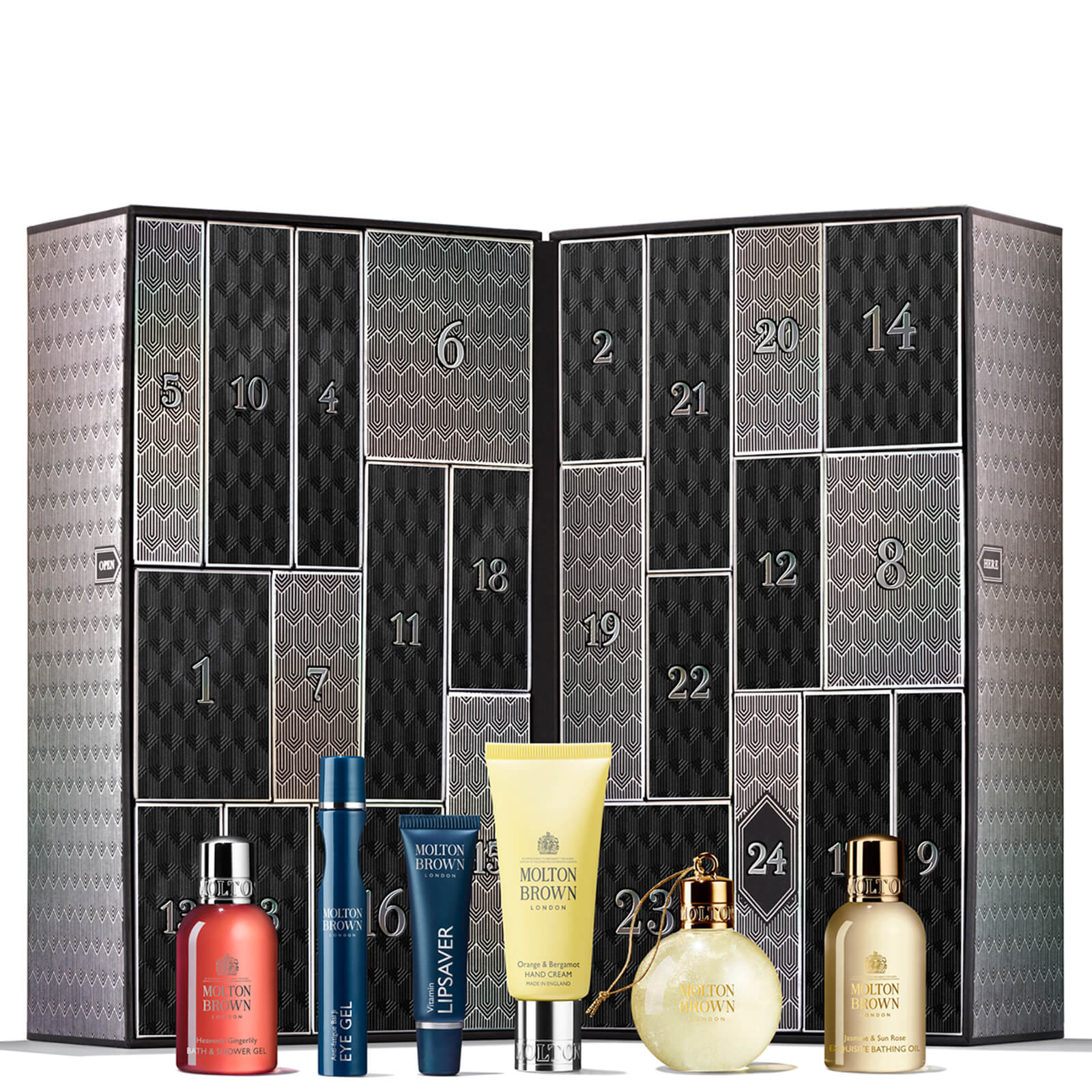 Molton Brown Adventskalender 2020 Inhalt