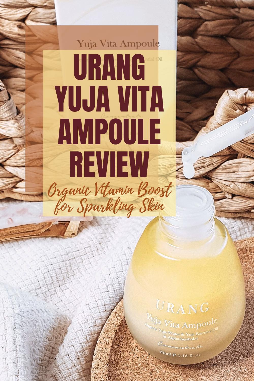 Urang Yuja Vita Ampoule Review