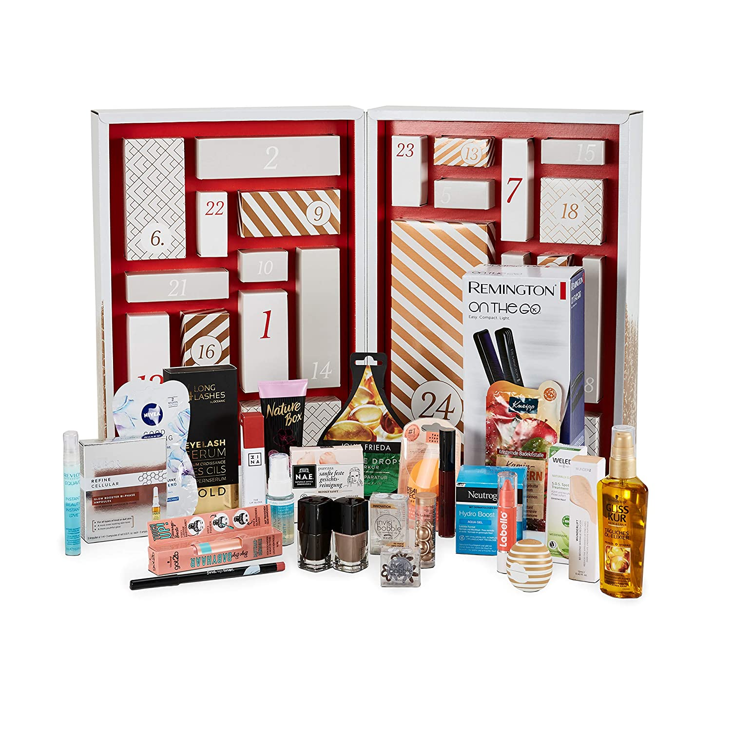Amazon Beauty Adventskalender 2020 Inhalt