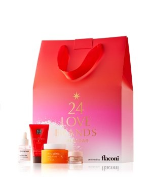 "Flaconi Adventskalender 2020 ""Love Brands"" Inhalt"