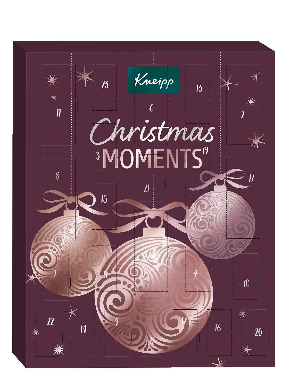 Kneipp Adventskalender 2020 Inhalt