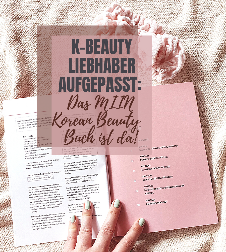 Miin Korean Beauty Buch Review