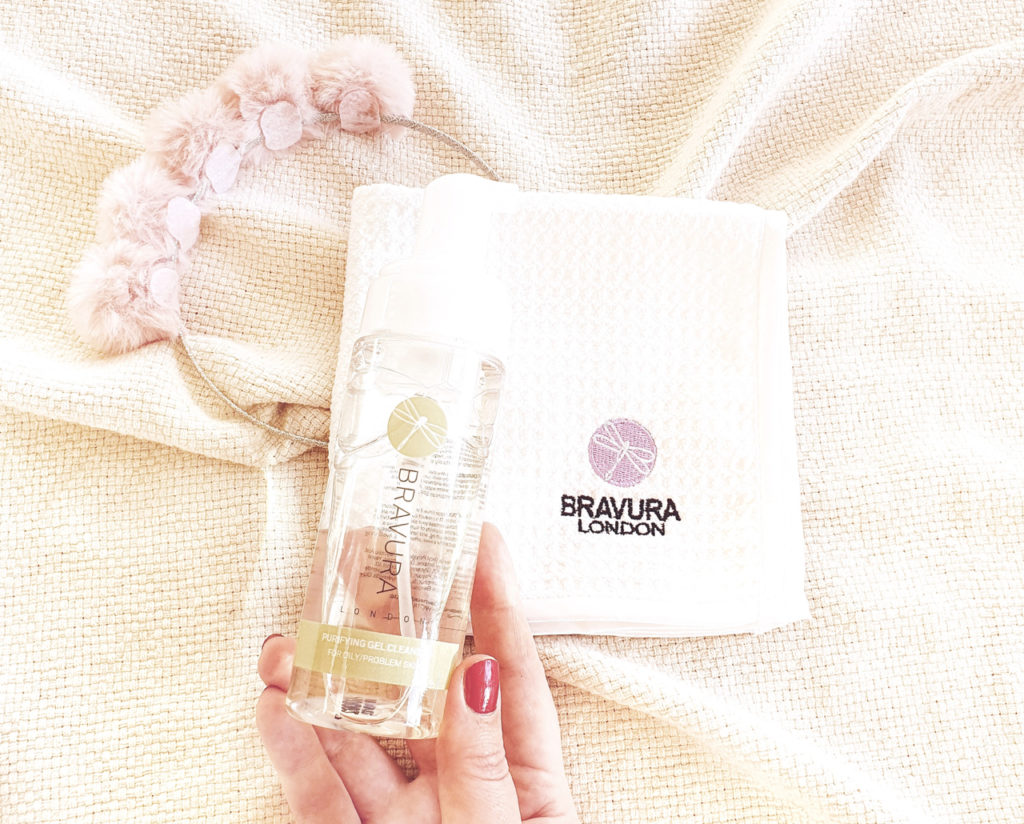 Bravura London Purifying Gel Cleanser