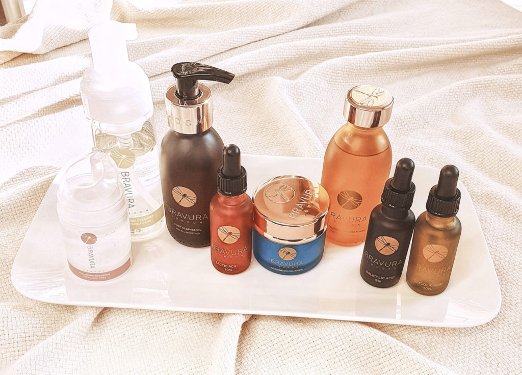 Bravura London products review