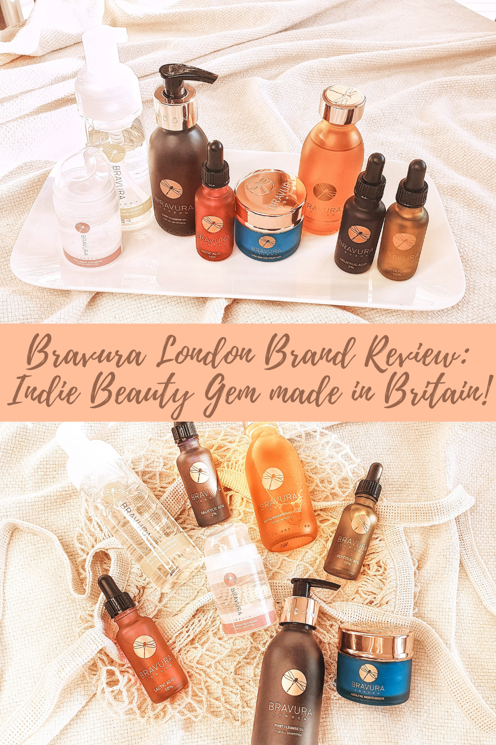Bravura London Brand Review: Indie Beauty Gem Made in Britain!