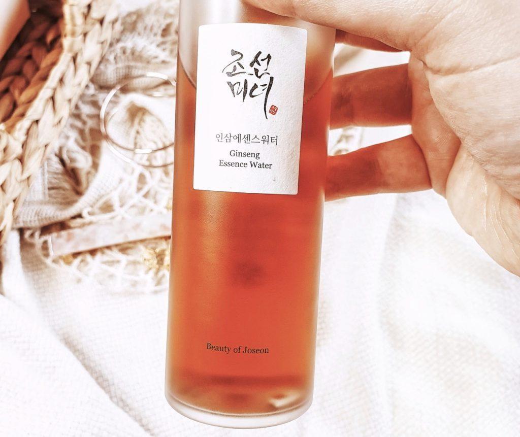 Beauty of Joseon Ginseng Essence Water ingredient breakdown