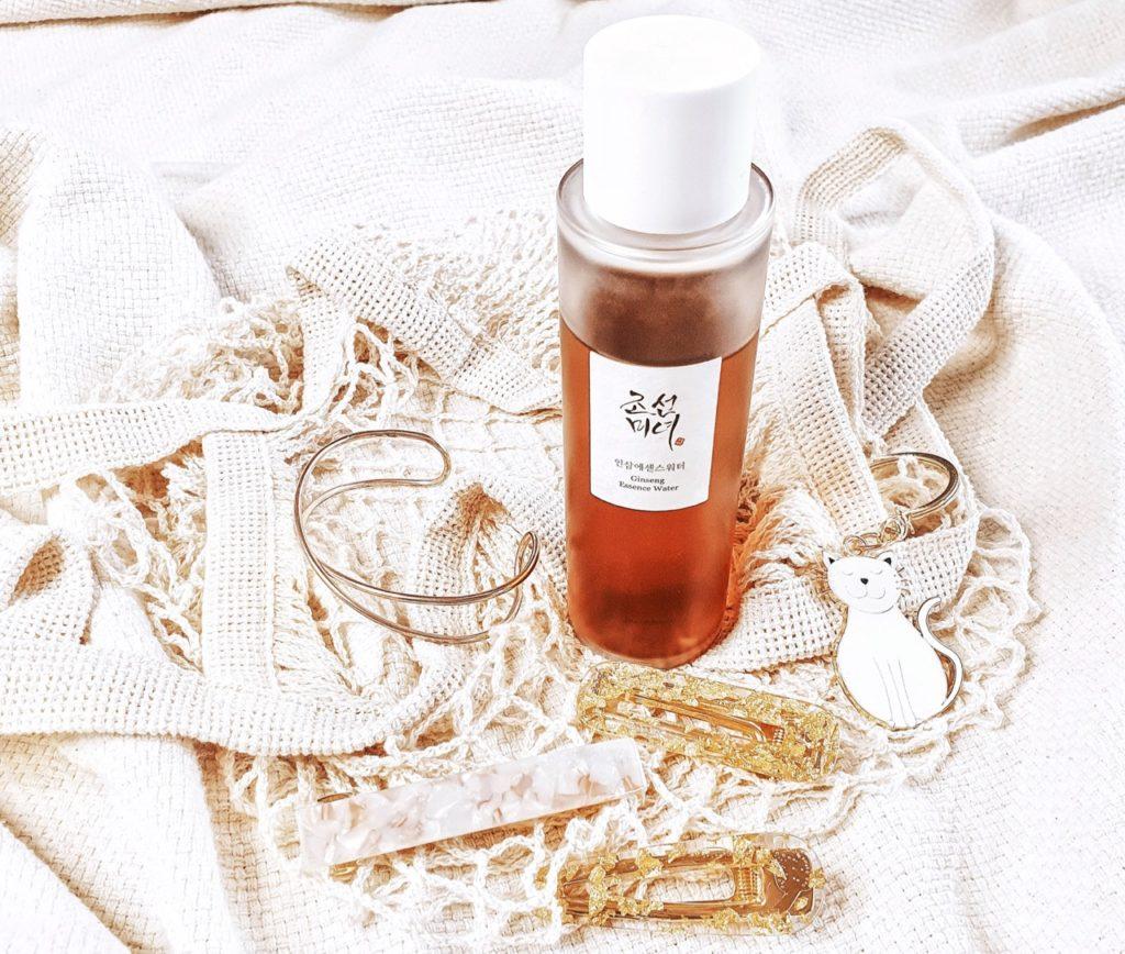 Beauty of Ginseng Essence Water K-beauty
