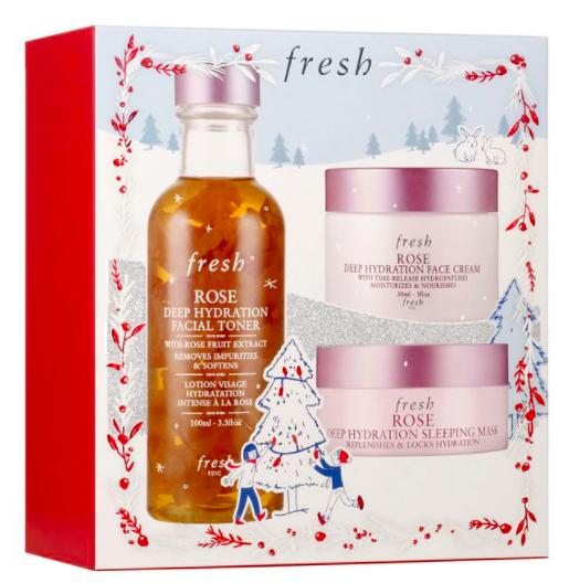 Geschenkset Beauty Weihnachten 2020 fresh