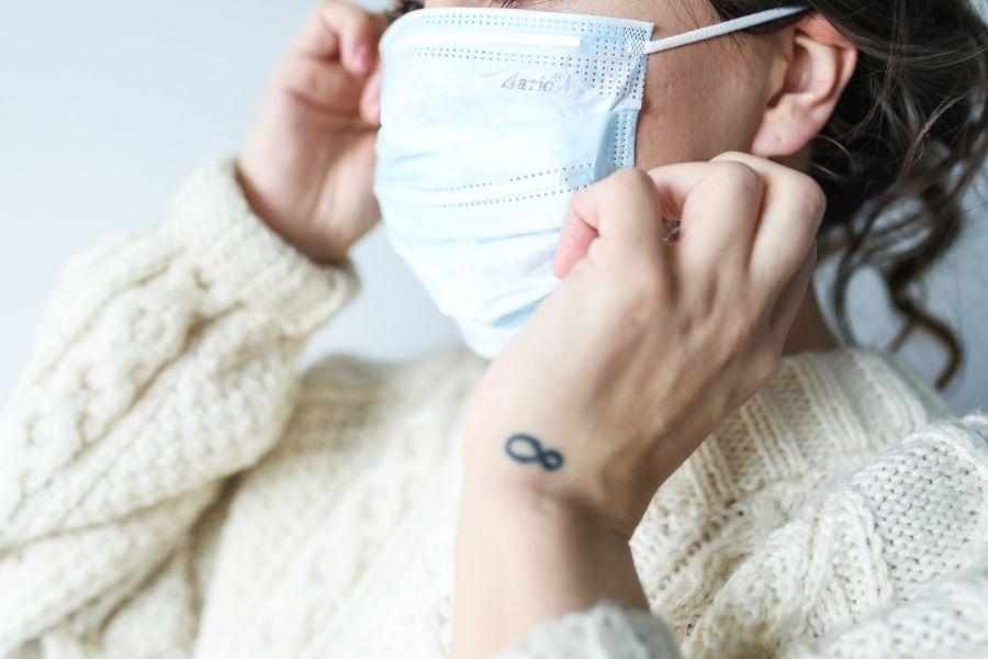 K-beauty skincare trends 2021 maskne