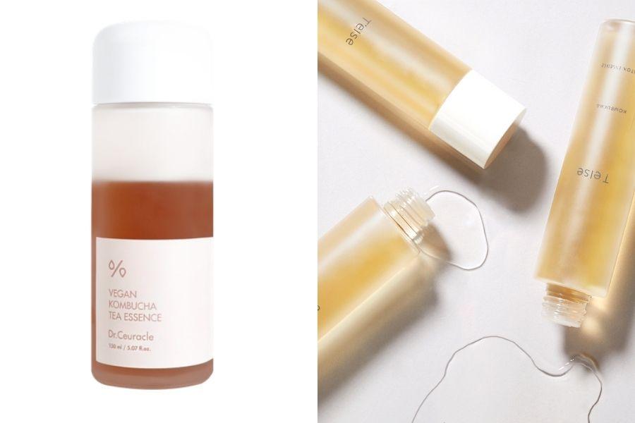 5 K-beauty trends 2021: kombucha skincare