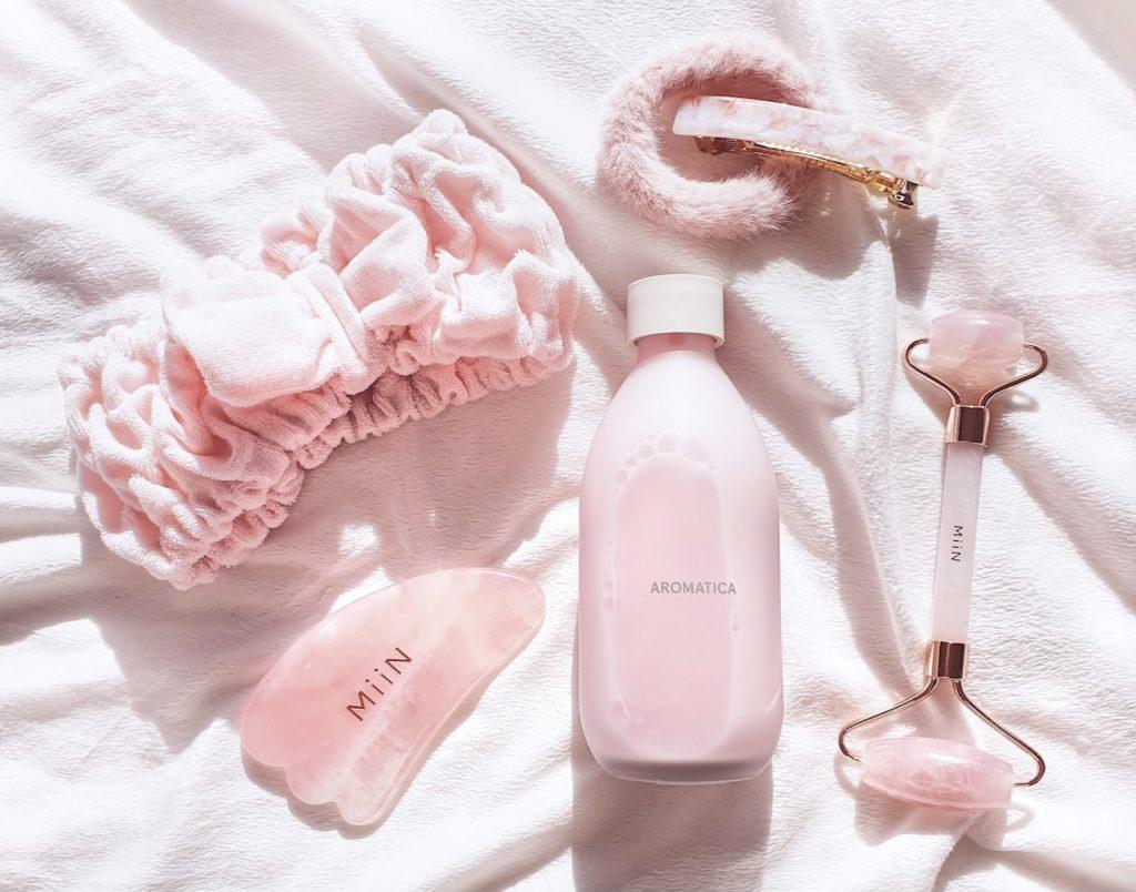 Valentinstag für Singles mit K-Beauty: Gesichtsreinigung
