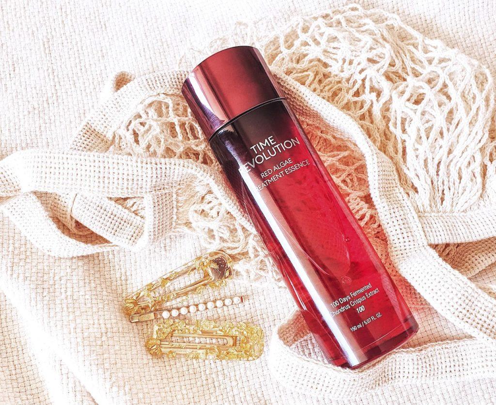 Missha Time Revolution Red Algae Treatment Essence anti-aging