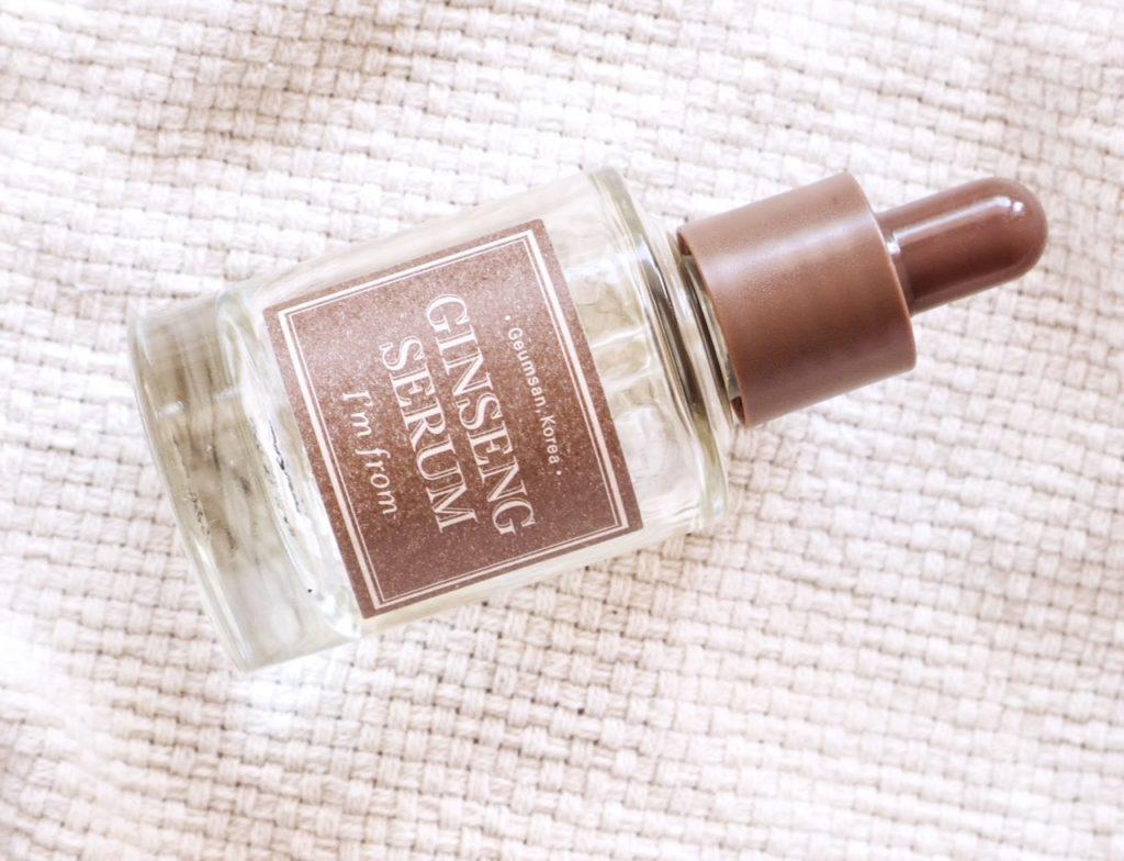 Beauty Empties April 2021 - serums