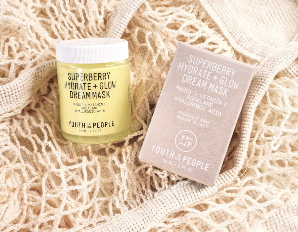 YTTP Superberry Hydrate and Glow Dream Mask